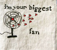 pillow door hanging vintage fan drawing with hearts by pillowhappy from pillowhappy on Etsy. Cute Embroidery, Cross Stitch Embroidery, Embroidery Patterns, Machine Embroidery, Sewing Crafts, Sewing Projects, Fan Drawing, Vintage Fans, Hand Stitching