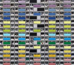 Hyper-crowded Hong Kong apartments go up, up, up . In 'Architecture of Density,' photographer Michael Wolf captures stunning urban vistas of one of the most populated cities on Earth. By: Catie Leary Thu, Apr 25 2013 at AM Hong Kong Architecture, Urban Architecture, Amazing Architecture, Watercolor Architecture, Architecture Photo, Michael Wolf, World Press Photo, Wolf Photography, Urban Photography