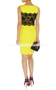 1000 images about lime yellow dress wedding guest for Yellow dresses for wedding guests