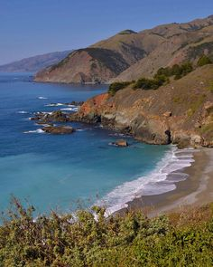 ✯ Big Sur - California Coastline