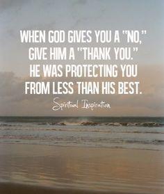 Thank Him... No matter what...