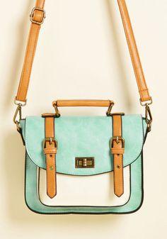 Buckle Into Boldness Bag | Mod Retro Vintage Bags | ModCloth.com