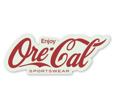 OreCal© Sportswear on Behance