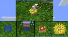 You Can Make A Very Cool Looking Nest With An Item Frame, Egg, and Coral! (Repost From r/Minecraft)