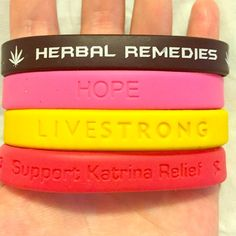 silicone bracelets pink hope bracelet yellow livestrong bracelet red white and blue support katrina - Support Our Troops Silicone Bracelet