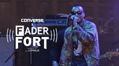 """Anderson .Paak & The Free Nationals - """"Am I Wrong"""" - Live at The FADER F..."""