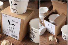 Aliexpress.com : Buy porcelain cup coffee mug zakka 12 zodiac ...