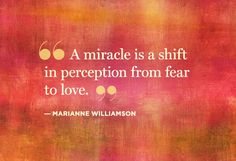 Love, Miracles and More: 10 Tweet-Tweets from Marianne Williamson - @Helen Palmer George #supersoulsunday