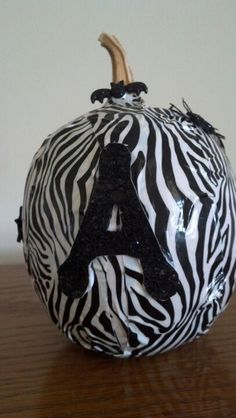 First attempt at a duct tape pumpkin.