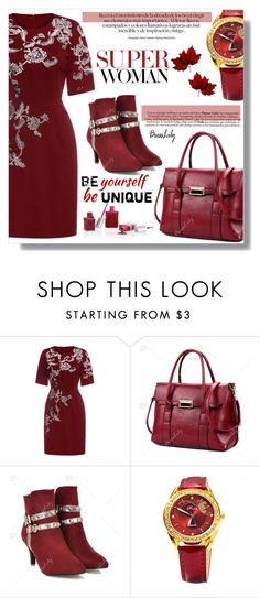 """""""Super woman"""" by fashion-pol ❤ liked on Polyvore featuring vintage"""