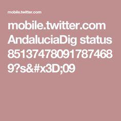 mobile.twitter.com AndaluciaDig status 851374780917874689?s=09
