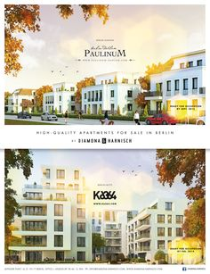 High-Quality Apartments for Sale in Berlin by DIAMONA & HARNISCH - http://www.exklusiv-immobilien-berlin.de/aktuelle-bauprojekte-berlin/high-quality-apartments-for-sale-in-berlin-by-diamona-harnisch/002840/