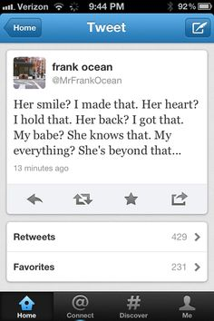 Would be a great description when telling someone that dosnt know you, why u love your girl<3