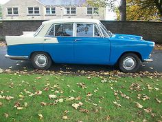 Austin Cambridge  A55 Blue/white 1960 Taxed And Tested  - http://classiccarsunder1000.com/archives/7891