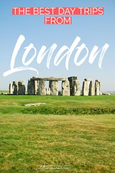 Best day trips from London by train | Day trips from London | London day trip | Top day trip from London| easy day trips from London| Best day trips from London by public transport | Best day trips from London | Best places to visit near London | Best things to do near London | Cutest places to see near London | London Day Trips #London #daytrips Europe Travel Tips, Travel Guides, Travel Destinations, Travel Plan, Travel Advice, Day Trips From London, Things To Do In London, Train Tour, By Train