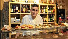 La calle de Cádiz de Zaragoza ha cobrado vida de la mano de bares y restaurantes como La Cafetería.