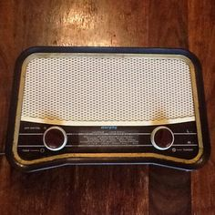 Refurbed and fully working 1931 Murphy Lamp Radio