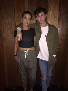 Halsey and Troye Sivan