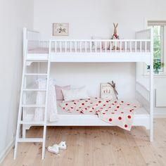 Wunderbar Oliver Furniture Etagenbett (Weiß) Skandinavische Möbel, Oliven,  Kinderzimmer Zubehör, Wohnen,