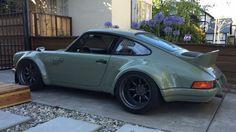 Porsche 911 RWB