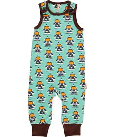 Maxomorra Astronaut Playsuit at Little Red