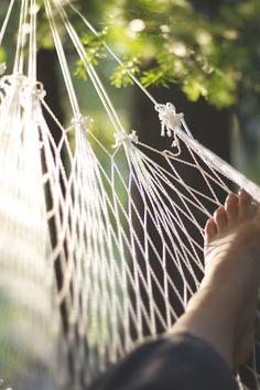 Sun Beam in the morning | Camping | Hamak life