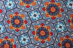 crochet persien tiles - Google-Suche