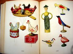 czech toys by tooknap press, via Flickr