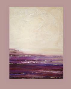"Acrylic Abstract Painting, Fine Art, Painting on Gallery Canvas, Abstract Seascape by Ora Birenbaum SUGARPLUM 2 30x40x1.5"" by OraBirenbaumArt on Etsy https://www.etsy.com/listing/206188831/acrylic-abstract-painting-fine-art"