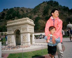 Magnum Photos - Martin Parr JAPAN. Tobu World Square. 1993