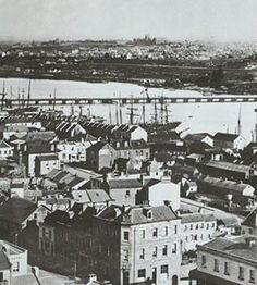 Darling Harbour in Sydney (year unknown).