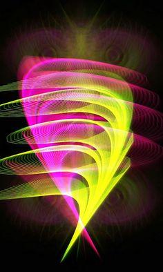 This piece is a Computer Generated Light Art piece. Spray Paint Art, Spray Painting, Art Programs, Light Art, Art Pieces, Art Gallery, The Originals, Abstract, Artist