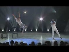"""sytycd """"you only disappear"""" - kent and adechike"""