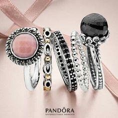 PANDORA Rings ♥