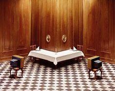 THE ABSURD ARCHITECTURE OF ARTIST FRANK KUNERT