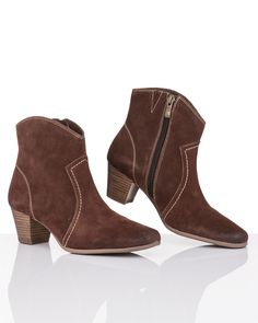 Caprice | Women's Fashion | Stiefeletten Westernstyle | #HSE24 #style #accessoires #shoes