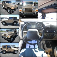 | . . Go Topless on Saturday . . |  Our drop top #VehicleSpotlight is a 2000 Jeep Wrangler Sahara, Automatic, Low Miles, 4WD, Removable top, Splash guard, A/C, Convertible Top, Tow Package & Removable 2nd row seat! This jeep is in EXCELLENT condition!!! Please call us today or come by to see this one of a kind jeep!!  | 615-893-CARS | | www.jimkirbyauto.com |  #Jeep #Sahara #Wrangler #Jeeps #4WD #4x4 #SUV #JimKirbyAutomotive #Saturday
