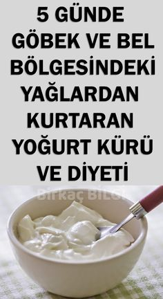 Yogurt Curing Saving From Belly Fat – # Belly # Day …- 5 Günde Göbek Y… – Düşük karbonhidrat yemekleri – The Most Practical and Easy Recipes Diet And Nutrition, Health Diet, Health And Wellness, Health Fitness, Healthy Beauty, Health And Beauty, East Dessert Recipes, Flat Belly Workout, Food Platters