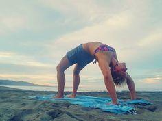 Work in progress  #yoga #metime #beachtime #costarica #puravida #yogainspiration #inlovewithyoga #personaltrainer