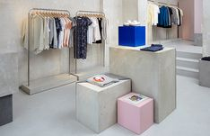 Seek No Further by Fruit of The Loom - pop up store in Berlin designed by Universal Design Studio