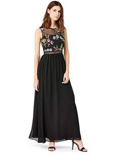 TRUTH /& FABLE Vestido Largo de Encaje Mujer