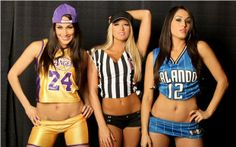 kelly kelly and the bella twins | Bella_Twins_et_Kelly_Kelly.jpg - Bella Twins et Kelly Kelly - Vue