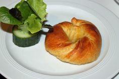 Salatsträußchen mit Cragel