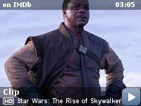 Star Wars The Rise Of Skywalker 2019 Imdb Star Wars Skywalker Lieutenant Connix