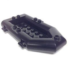 Small Lego 30086 2 x Orange Raft