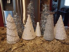 Sew Fantastic: DIY Christmas Trees