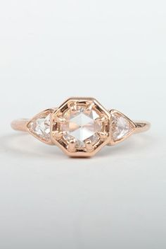 """13 Engagement Rings We'd Say """"Yes"""" To #refinery29"""