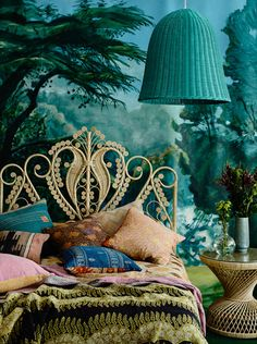 color love | boho bedroom