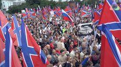 Митинг в поддержку Новороссии   ч.1