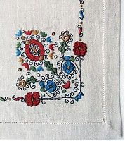 Beautiful needlework from Hungaria Hungarian Embroidery, Embroidery Motifs, Types Of Embroidery, Embroidery Designs, Vintage Textiles, Cross Stitching, Handicraft, Needlepoint, Needlework